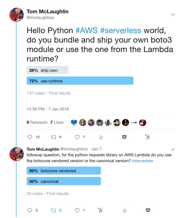twitter-boto3-poll