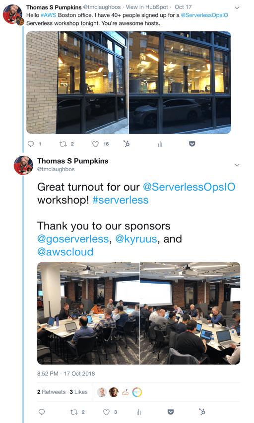 workshop-tweet
